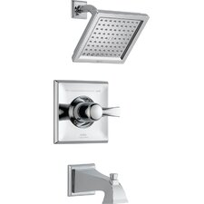 Dryden Monitor® Pressure Balance Tub and Shower