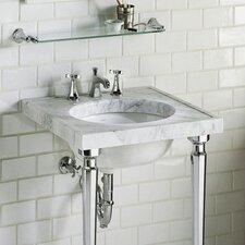 Kathryn Marble Console Bathroom Sink Set