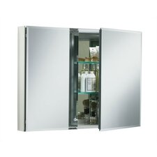 Double Door Aluminum Cabinet