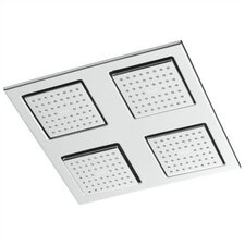 WaterTile Rain Overhead Showering Panel