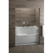 "Elevance 33.5"" x 38"" Walk-In Tub"