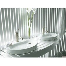 Yin Yang Wading Pool Bathroom Sink