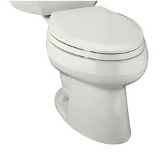 Wellworth Classic 1.0 GPF Elongated 2 Piece Toilet