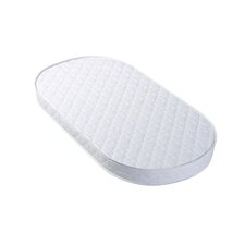 Kids Oval Bassinet Pad