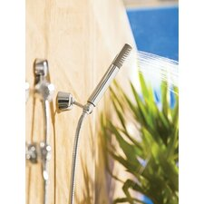 Showering Acc Premium Chrome Handheld Shower
