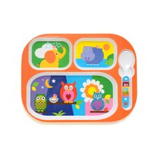Animals Everyday Baby Tray