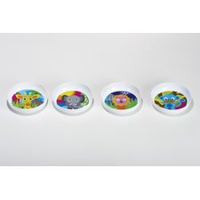 Jungle Kids Bowls (Set of 4)