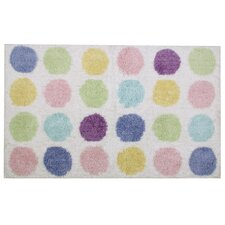 Dotty Bath Mat