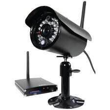 Digital Wireless Video Recording Surveillance System