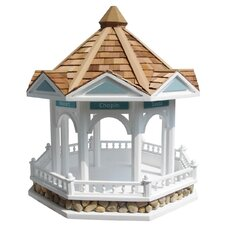 Designs By Ken Sobel Bandstand Gazebo Bird Feeder