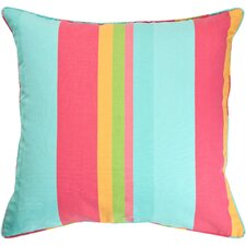 June Stripe Decorative Pillow