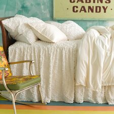 Candlewick Skirted Coverlet Collection