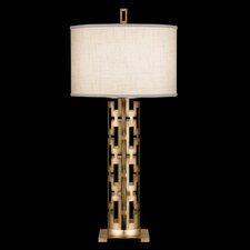 "Allegretto Gold 33"" 1 Light Table Lamp"