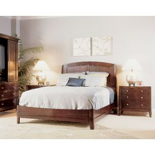 Moderne Panel Bedroom Collection