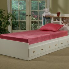 ViscoKidz Memory Foam Mattress in Pink