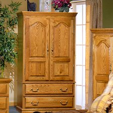 Country Heirloom Armoire