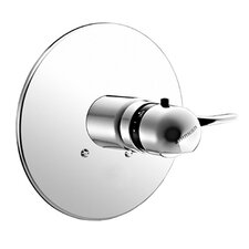 "HansaMix 0.5"" Thermostatic Valve Trim with Volume Control"