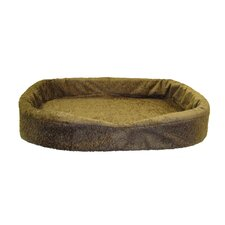 Bio Cuddler Dog Bed in Bronze Essence