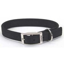 Nylon Double Layer Dog Collar