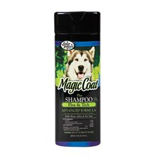 Magic Coat Plus Flea and Tick Dog Shampoo