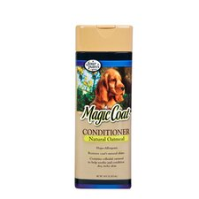 Magic Coat Natural Oatmeal Crème Rinse for Dogs
