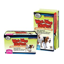 Wee-Wee Dog Diapers