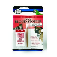 Antiseptic Quick Blood Stopper Powder - 0.5 oz.