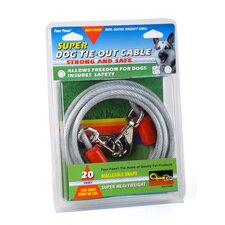 Dog Super Tie Out Cable