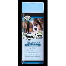 Dog Magic 2-In-1 Shampoo and Conditioner - 16 oz.