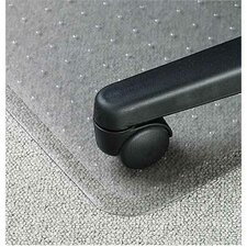 Economy Weight Beveled Edge Chair Mat