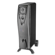 1,500 Watt Oil-Filled Radiator Space Heater