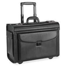 Rolling Laptop Catalog Carrying Case
