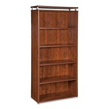 Five Shelf Bookcase with Shelves