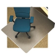 Low Pile Carpet Beveled Edge Chair Mat