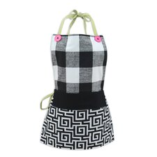 Anderson and Oskar Black Reversibl Apron