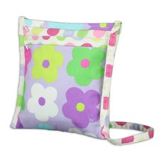 Happy Days Lavender and Spatter Fruitti Tutti Padded Ipad Bag