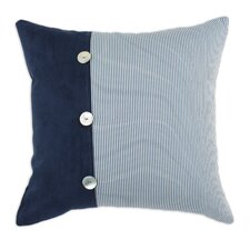 Oxford Sail Limit Eu Pieced Cotton/Polyester Pillow