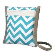 Zig Zag Padded Ipad Bag