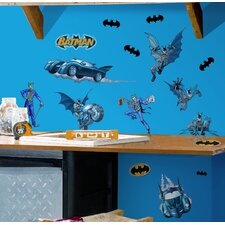 Batman Gotham Guardian Peel and Stick Wall Sticker