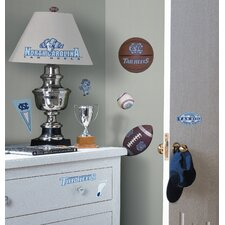 UNC Tar Heels Peel and Stick Wall Decal
