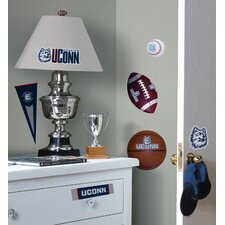 University of Connecticut Peel and Stick Wall Decal
