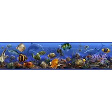 Under the Sea Peel and Stick Wall Border
