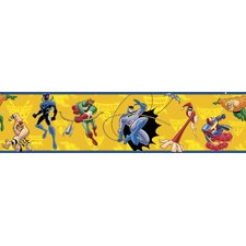 Licensed Designs Batman Brave and Bold Wall Border