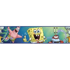 Nickelodeon SpongeBob SquarePants Licensed Designs Border