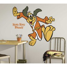 Licensed Designs Hong Kong Phooey Giant Wall Decal