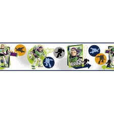 Licensed Designs Buzz Lightyear Wall Border