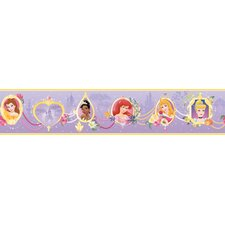 "Princess 36"" Frames Border in Purple"