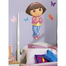 Nickelodeon Dora the Explorer Giant Peel and Stick Wall Sticker