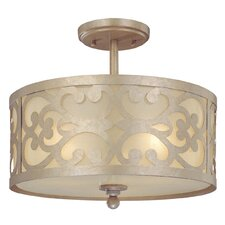 Nanti 3 Light Semi Flush Mount