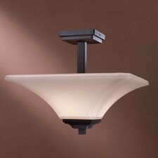Agilis 2 Light Semi Flush Mount